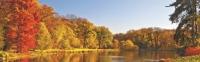 Кухонный фартук Осенний пейзаж