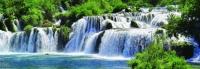 Кухонный фартук Водопады Хорватии