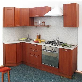 Кухня Трапеза Престиж угловая 1200х1785