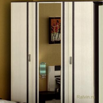 Шкаф Линвуд-6047 3-х дверный (603х)