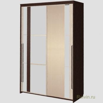 Шкаф-купе Линвуд-6037 2-х дверный (603х)