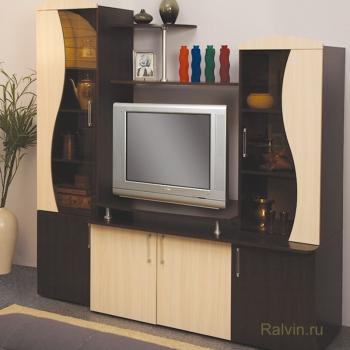 Стенка Олимп-М21 (Олимп-мебель)