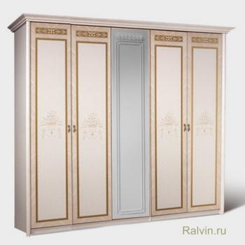 Шкаф К3Ш1/5 Карина-3 5-ти двер.